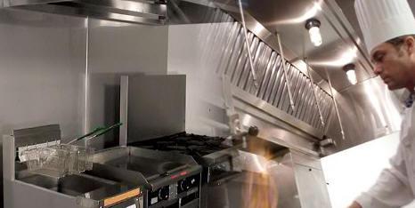 Mutfak Davlumbaz Söndürme Sistemleri